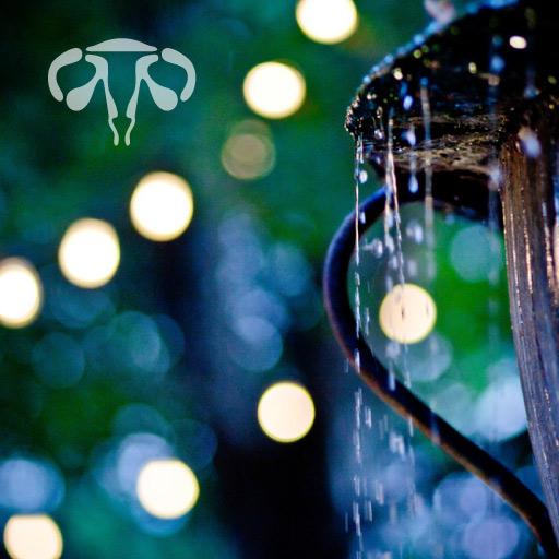 nietrzymanie moczu lublin, Gastromed, fontanna na tle zieleni i świateł