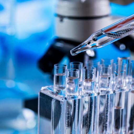 Testy serologiczne, Lublin Gastromed, próbki i mikroskop